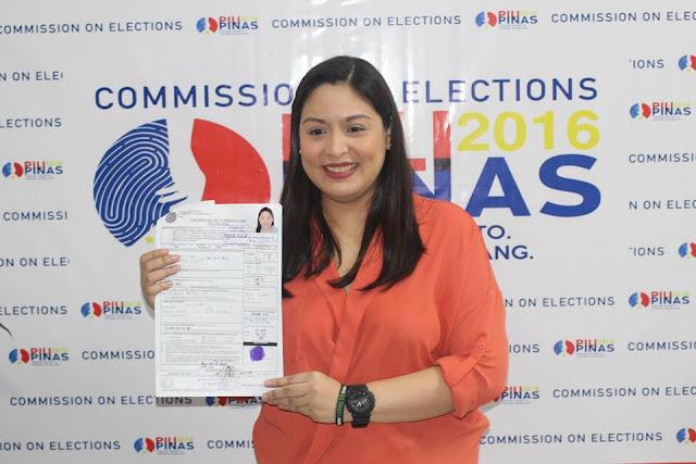 Martinez, Maria Cielo Liberal Bogo Elections