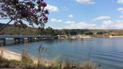 Ponte Rio Turvo - Lago de Furnas