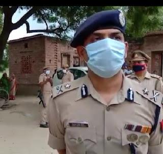 बालिका की हत्या कर खेत में फेंका मिला शव, आईजी बोले — अभियुक्तों पर लगेगा रासुका | #NayaSaveraNetwork