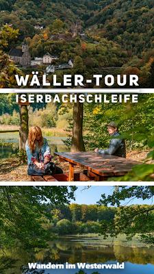 Wäller Tour Iserbachschleife  Wandern im Westerwald 21