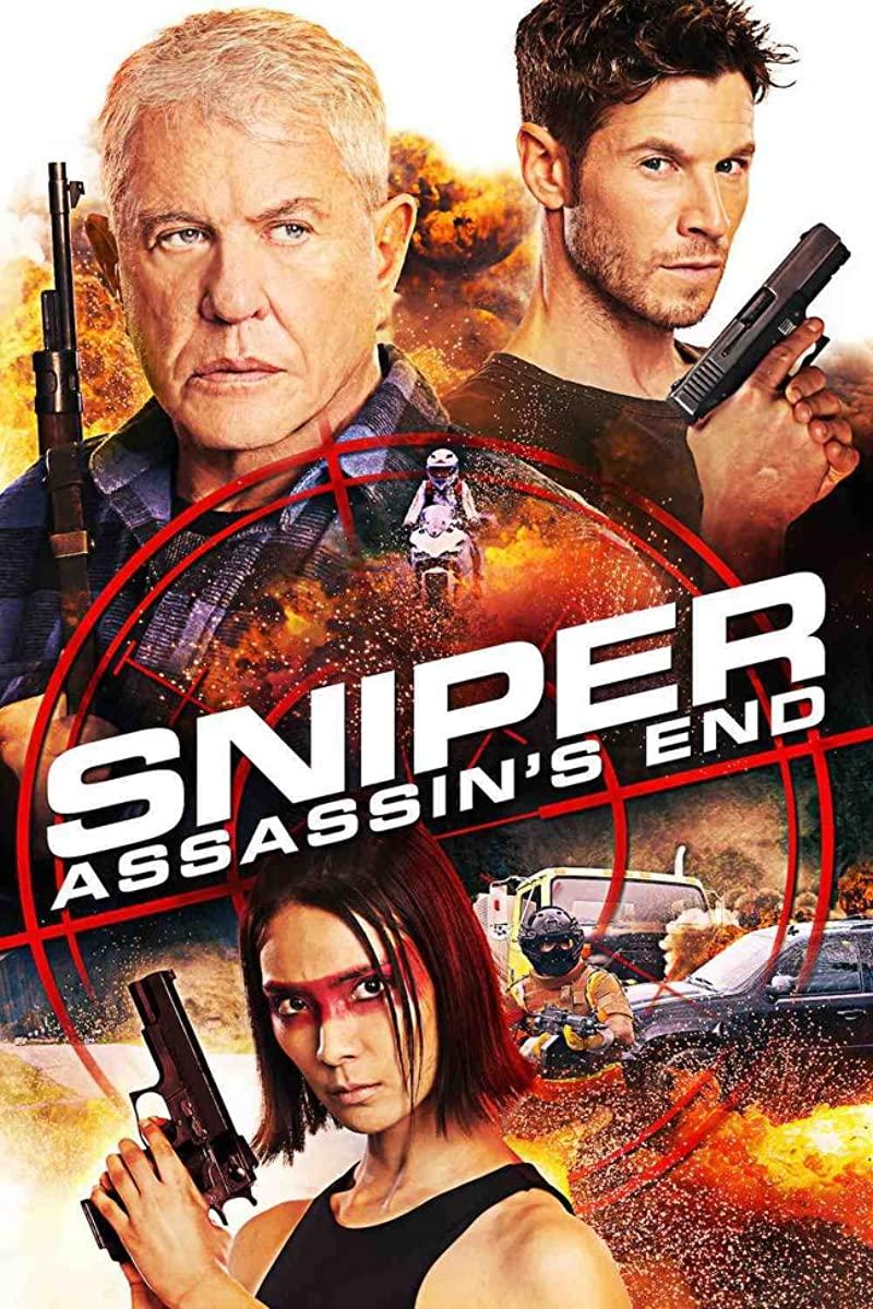 مشاهدة فيلم Sniper: Assassin's End 2020 مترجم