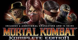 Mortal Kombat Komplete Edition Release Date