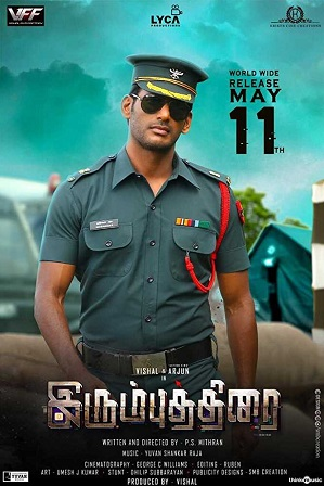 Irumbu Thirai (2018) 500Mb Full Hindi Dual Audio Movie Download 480p HDRip Free Watch Online Full Movie Download Worldfree4u 9xmovies