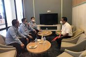 Wagub Kandouw Bersama Kakanwil Kemenkumham Bahas Peningkatan Kualitas Layanan Imigrasi di Sulut