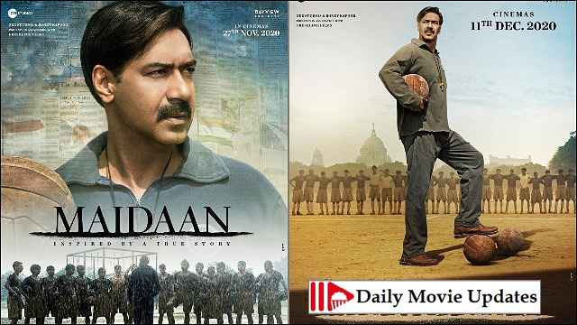 Maidaan: Box Office Budget, Cast And Crew, Hit Or Flop, Posters, Story And Wiki