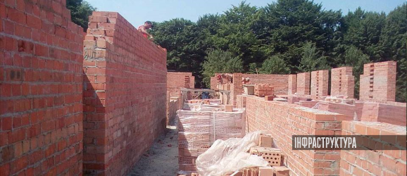 будівництво гуртожитків покращеного типу для військових у Старичах