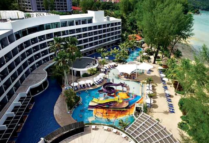 Hotel Yang Dekat Dengan Pantai Di Pulau Pinang