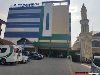 RS PKU Muhammadiyah Mayong Klarifikasi Pemberitaan di Media Cetak dan Online MEDIAKORAN, 9 Februari 2021