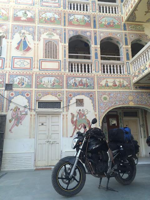 North Rajasthan bike trip