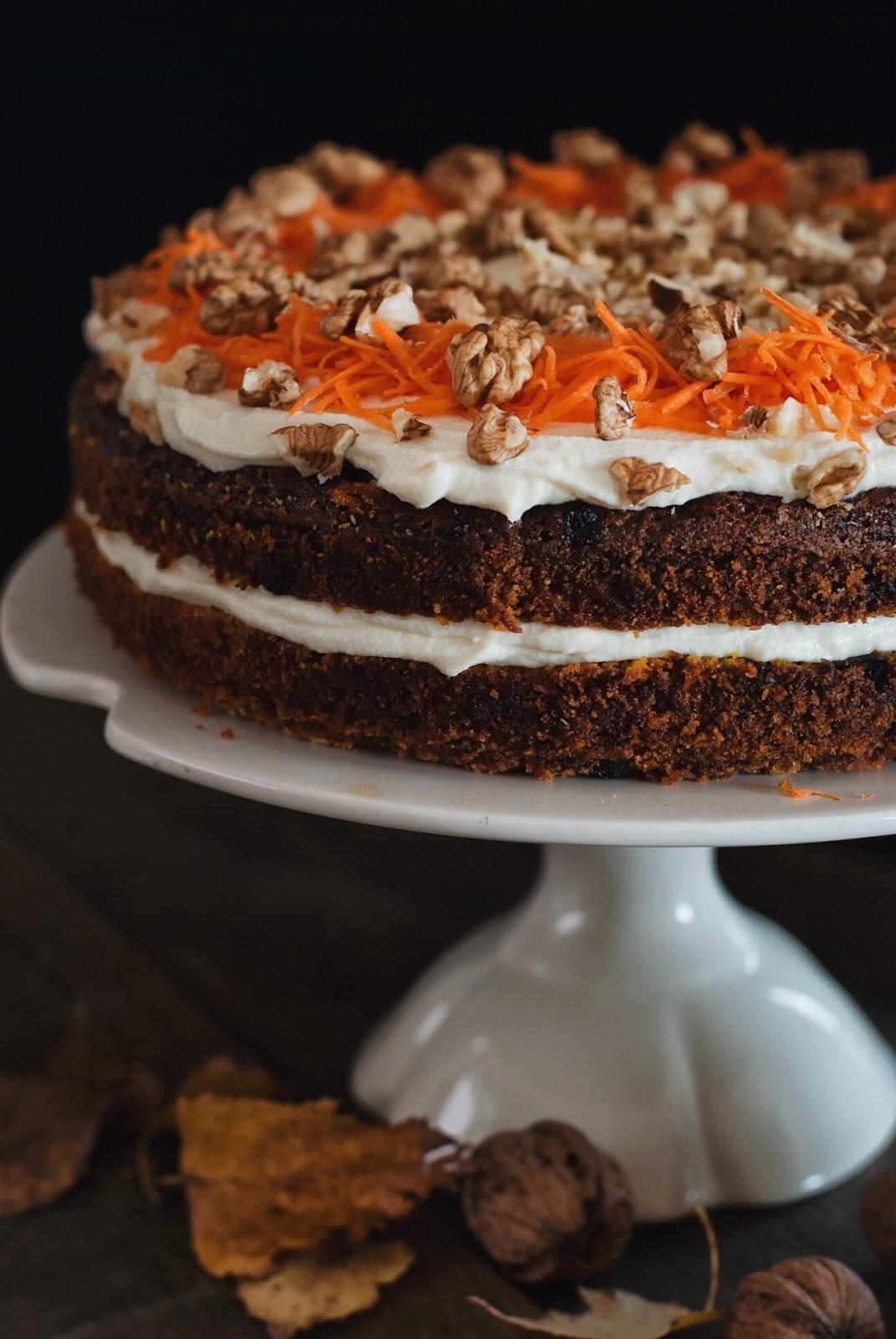 Najlepsze ciasto marchewkowe z twarożkiem