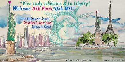SATURDAY: The Paris - NYC Sketch Event