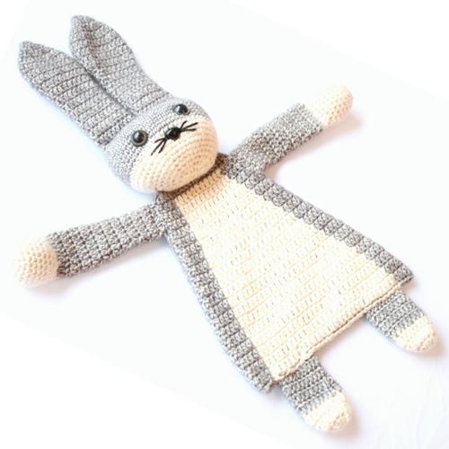 Bunny Ragdoll - Crochet Pattern