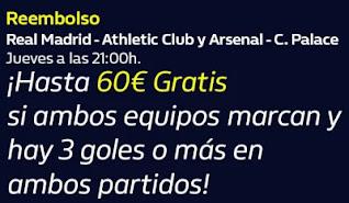william hill promo Real Madrid vs Athletic 14-1-2021