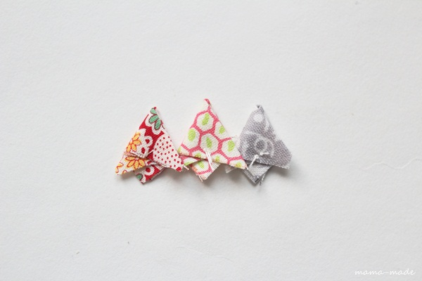 How to Make Triangular Ornaments Purse. Card Holder Decor