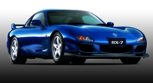 2020 Mazda RX-7 redesign
