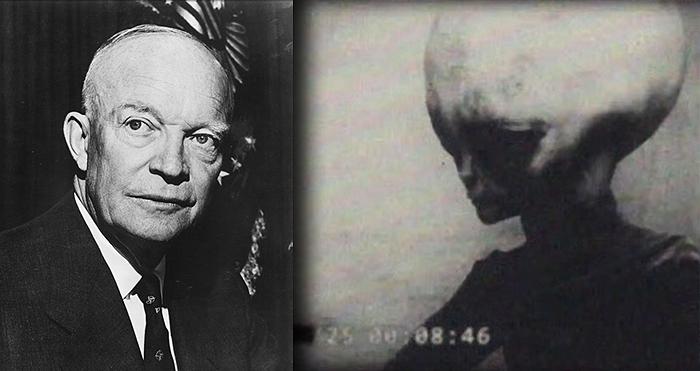Resultado de imagen de Extraterrestres Grises y Ovni derribado