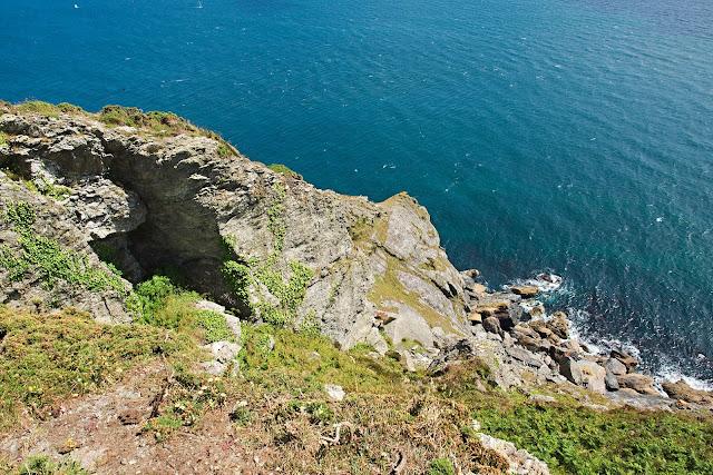 Dodman Point Cornwall