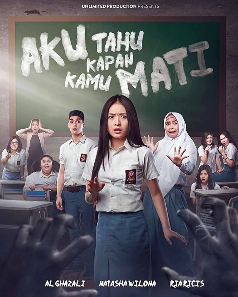 Aku Tahu Kapan Kamu Mati, Movie Review by Rawlins, Horror, Comedy, Rawlins GLAM, Rawlins Lifestyle, Indonesian Horror Movie, Ria Ricis, Natasha Wilona,