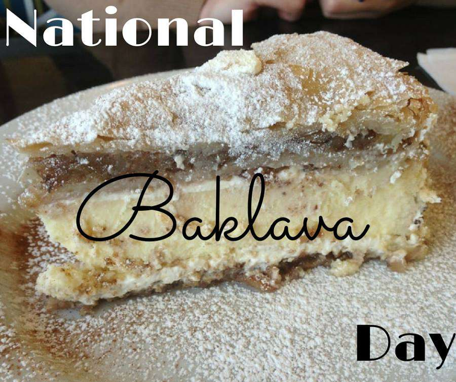 National Baklava Day Wishes pics free download