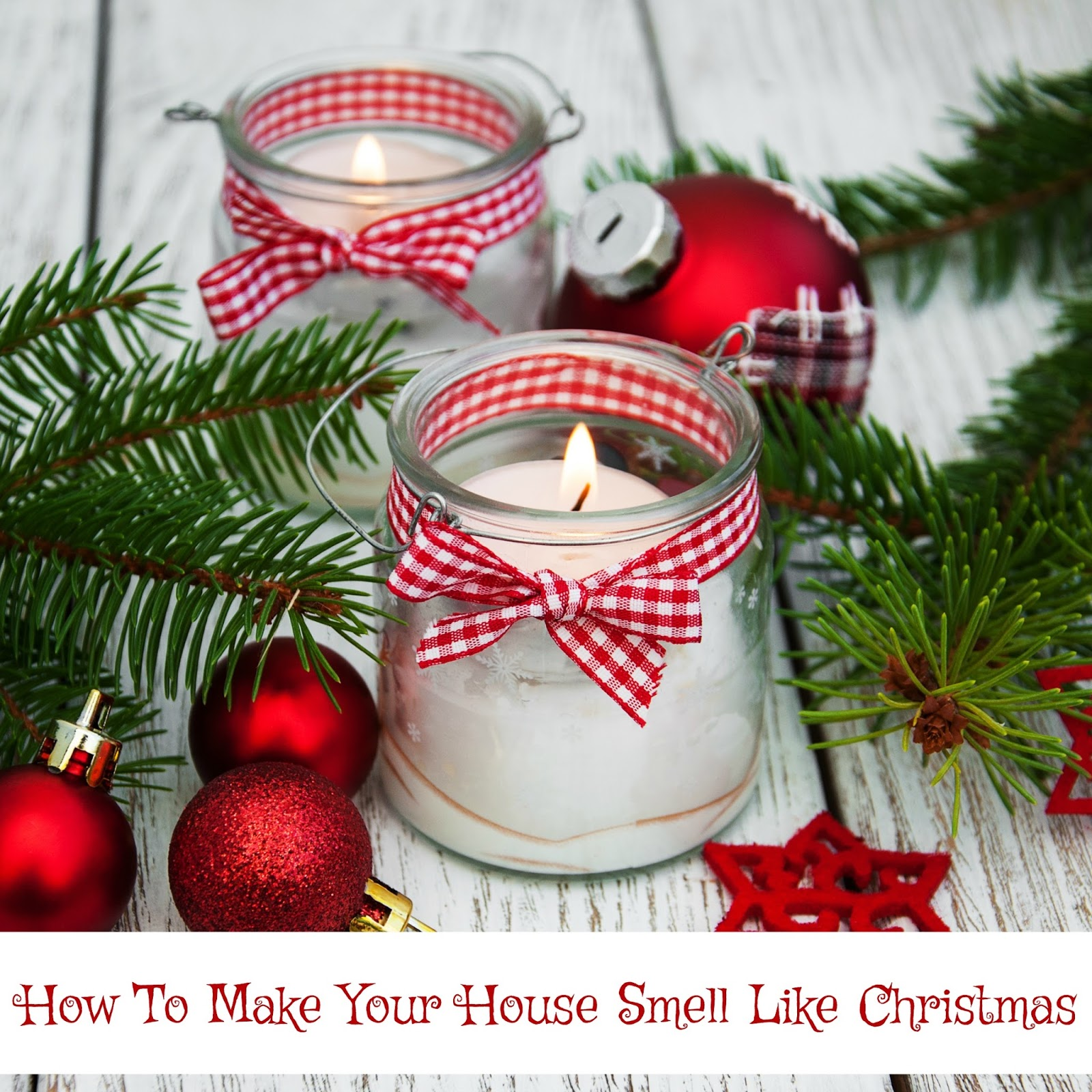 Life With 4 Boys: How to Make Your House Smell Like