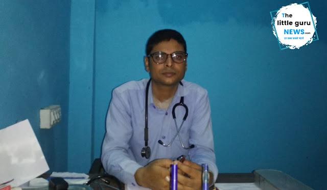 चिकित्सक दिवस के अवसर पर  डॉ0 ए0 कुमार ने बीमारियों से बचने के दिए मंत्र