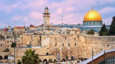 Jalan jalan Kota Tua Yerusalem