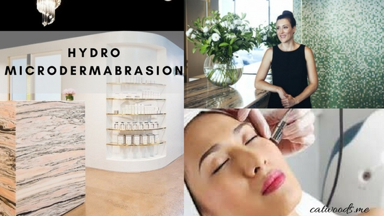claire francoise microhydrodermabrasion