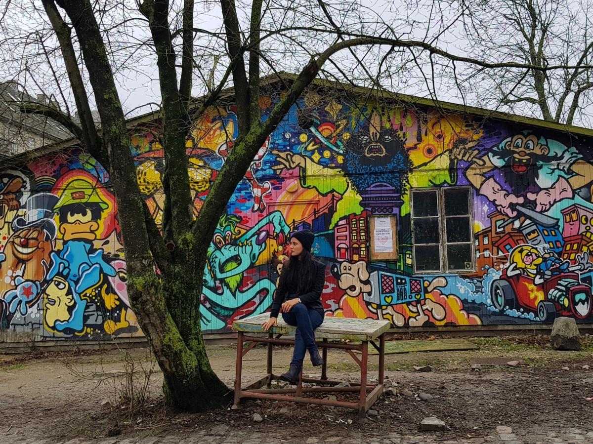 Must visit places in Copenhagen Freetown Christiania - Vegan Travel guide Copenhagen - Things to do in Copenhagen