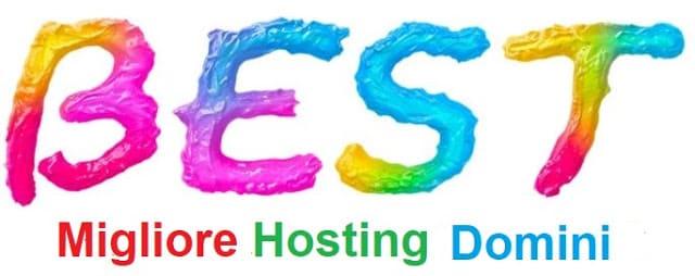 Migliore hosting domini