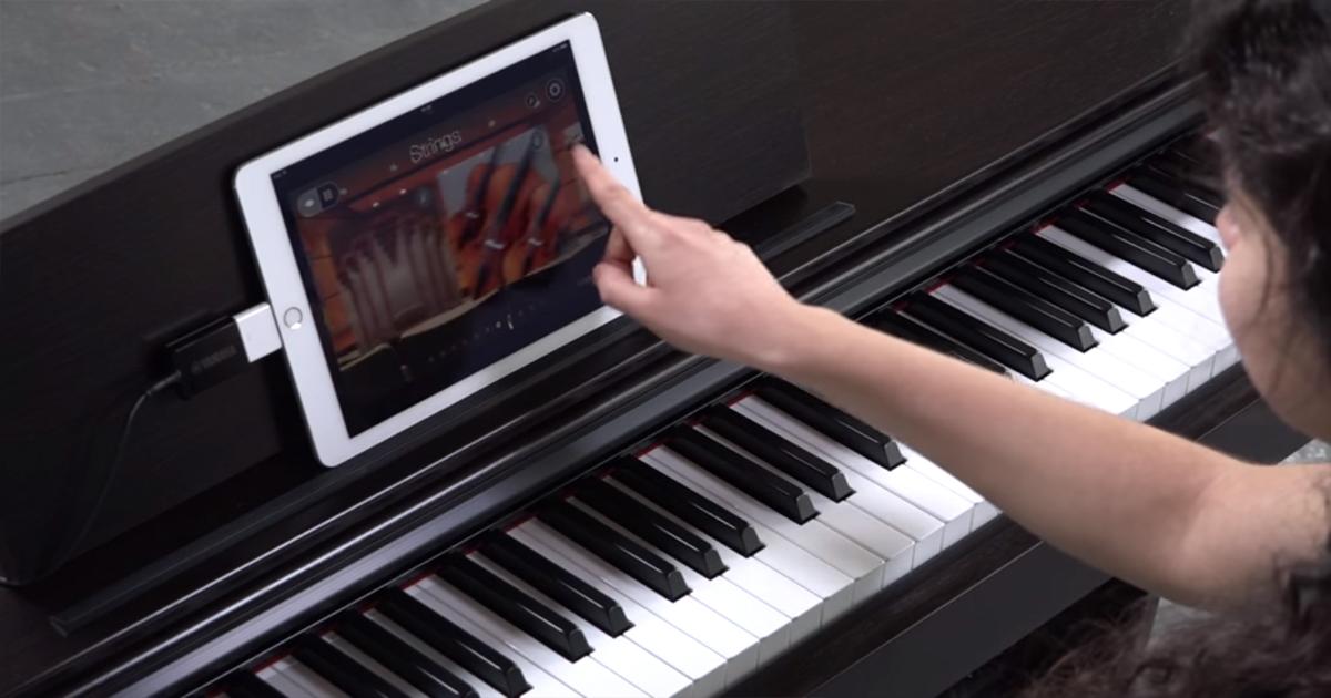 Nơi bán Đàn piano điện yamaha YDP-103 giá rẻ nhất tháng