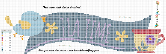 It's Tea Time! Pretty Tea Time Cross Stitch Banner Pattern Free to Download, tea party cross stitch, tea time cross stitch, tea drinker cross stitch, tea theme cross stitch, funny cross stitch, cross stitch funny, subversive cross stitch, cross stitch home, cross stitch design, diy cross stitch, adult cross stitch, cross stitch patterns, cross stitch funny subversive, modern cross stitch, cross stitch art, inappropriate cross stitch, modern cross stitch, cross stitch, free cross stitch, free cross stitch design, free cross stitch designs to download, free cross stitch patterns to download, downloadable free cross stitch patterns, darmowy wzór haftu krzyżykowego, フリークロスステッチパターン, grátis padrão de ponto cruz, gratuito design de ponto de cruz, motif de point de croix gratuit, gratis kruissteek patroon, gratis borduurpatronen kruissteek downloaden, вышивка крестом, tea pot cross stitch pattern, tea cross stitch, tea lovers cross stitch design, gifts for tea lovers