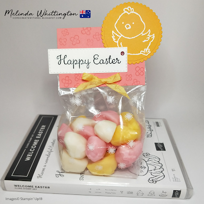 Welcome Easter Gift Bag