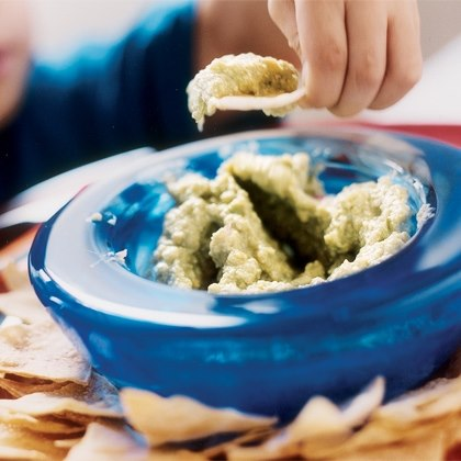 Silken Guacamole Recipe