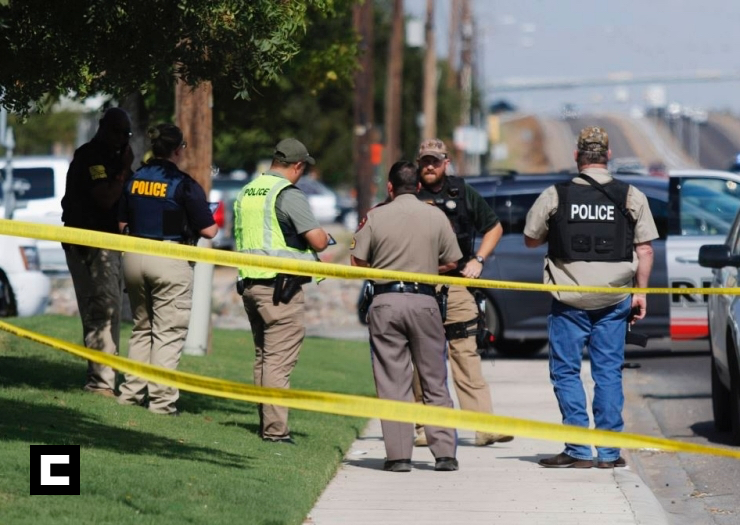 Tiroteo dejó al menos cinco muertos en Texas
