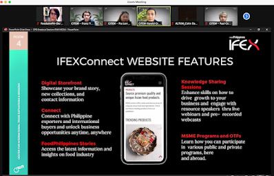 CITEM iFEX Connect website feature