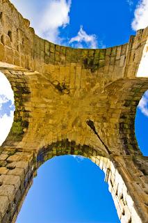 Arco Romano de Cáparra - Ciudad Romana de Cáparra