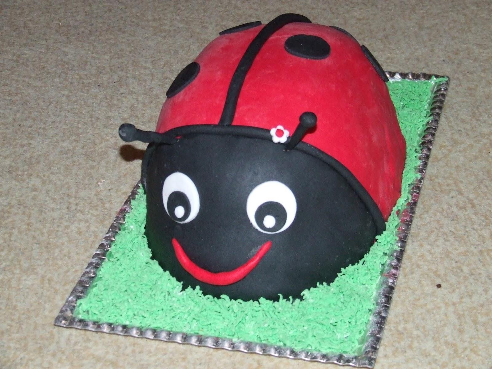 katicabogár torta képek Mindennapi Praktikák: Katicabogár torta  Mírának :)   sütés, főzés  katicabogár torta képek