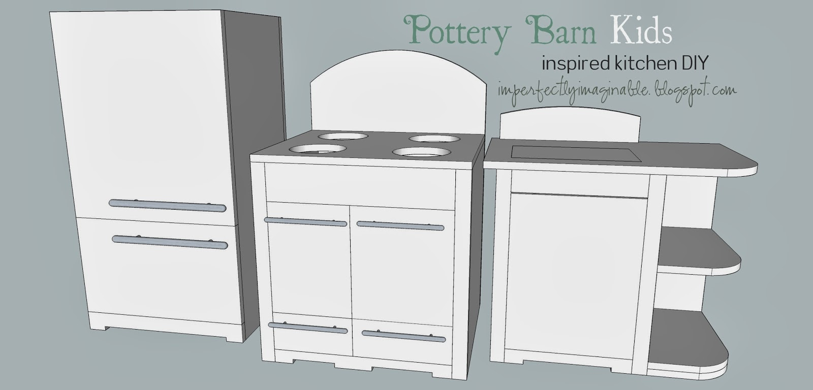 pottery barn kitchens backsplash ideas for small kitchen imperfectly imaginable kids retro