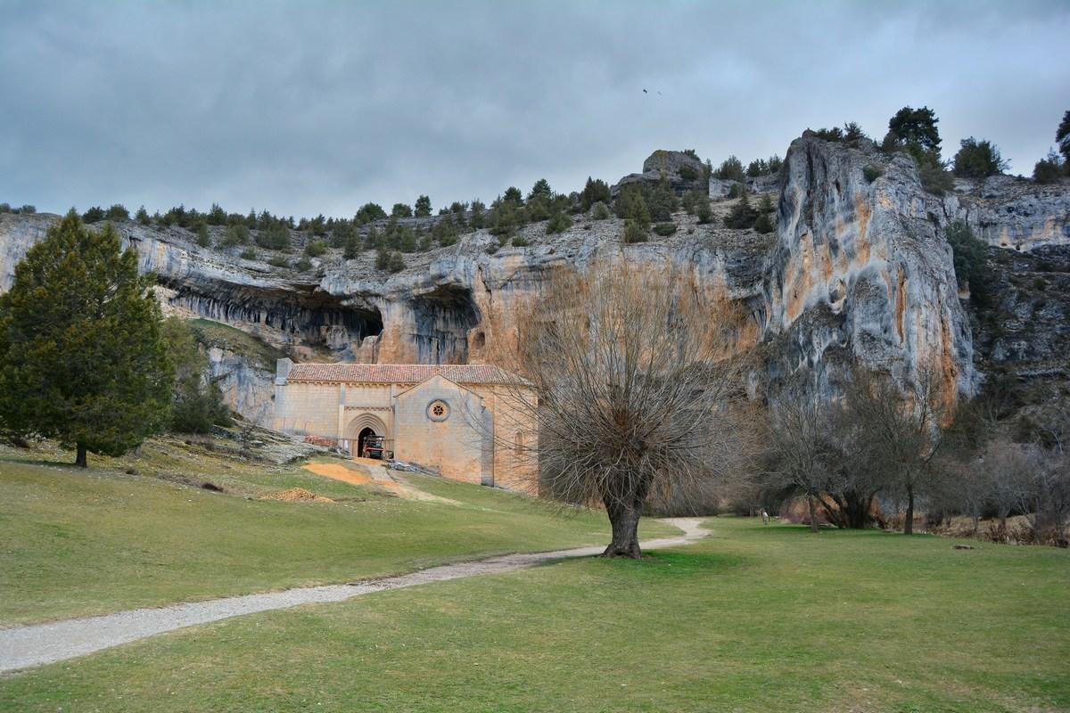 ermitage San Bartolomeo rio Lobos