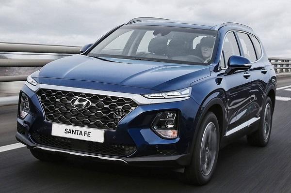 Hyundai Santa Fe 2019 Argentina
