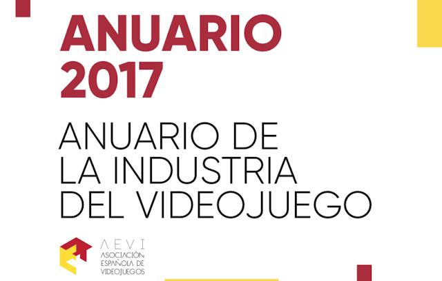 Presentado el Anuario 2017 de la Industria del Videojuego