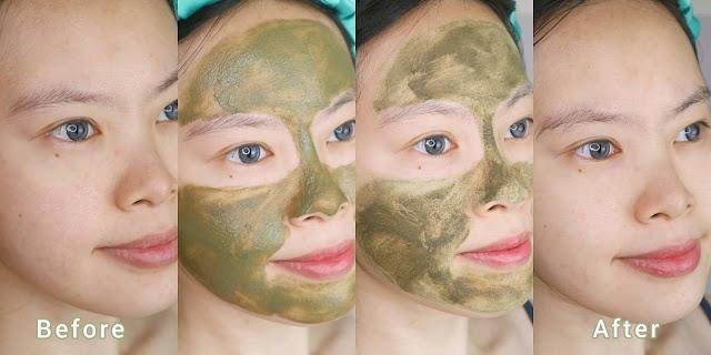 Himalaya Purifying Neem Face Mask review