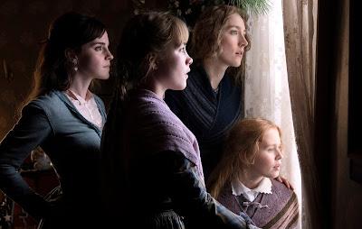 """Cena do longa """"Adoráveis Mulheres"""", de greta Gerwig. - Divulgação"""