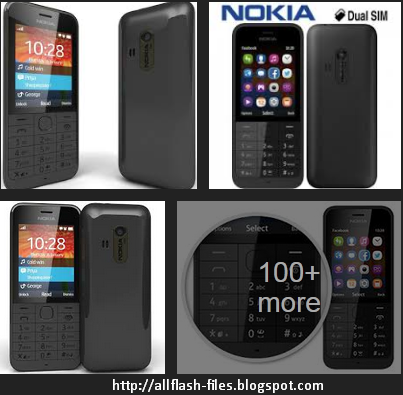 Nokia 220 RM-969 Latest Flash File Free Download