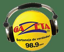 Rádio Gazeta FM 98,9 de Tangará da Serra MT
