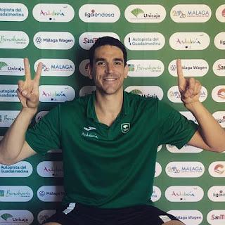 Carlos Suárez Unicaja Aranjuez