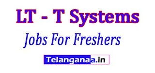 LT - T Systems Recruitment 2017 Jobs For Freshers Apply