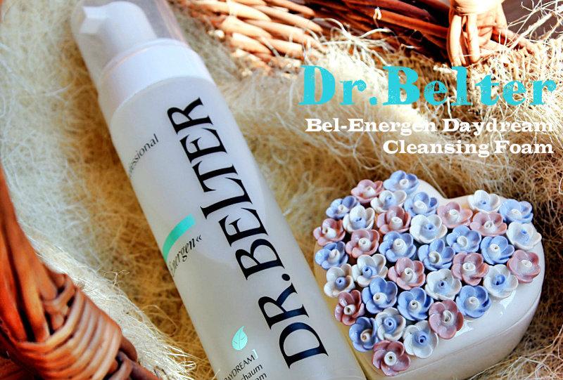 "Мягкая очищающая пенка ""Реальные мечты"" Dr.Belter Bel-Energen Daydream Cleansing Foam / отзывы"