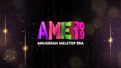 Senarai Pemenang AME 2019 Anugerah Meletop ERA