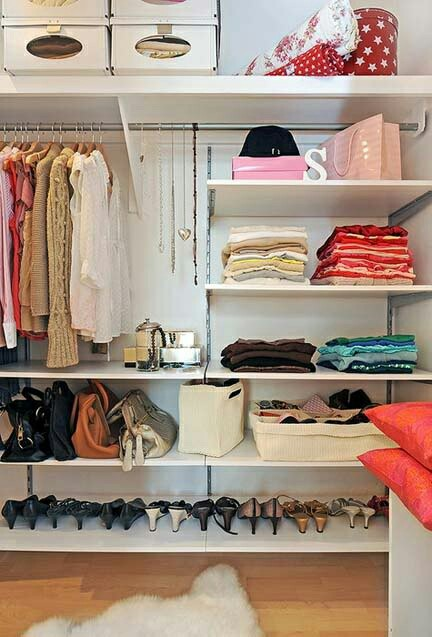 A closet is an enclosed space in our home, we called it cabinet or cupboard. This is a storage where we can keep or clothes, shoes and other accessories. Closet have a different style and sizes it depends on how big space you have in your room. And if you're looking for style explore images below to see more design and tips how to organize your closet.
